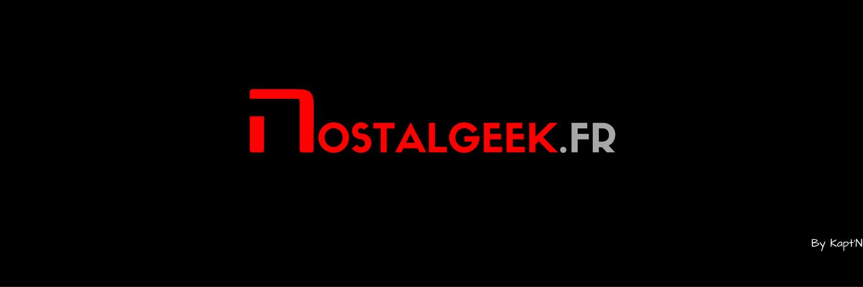 NOSTALGEEK.FR Actu, Retro, Gaming, Mangas