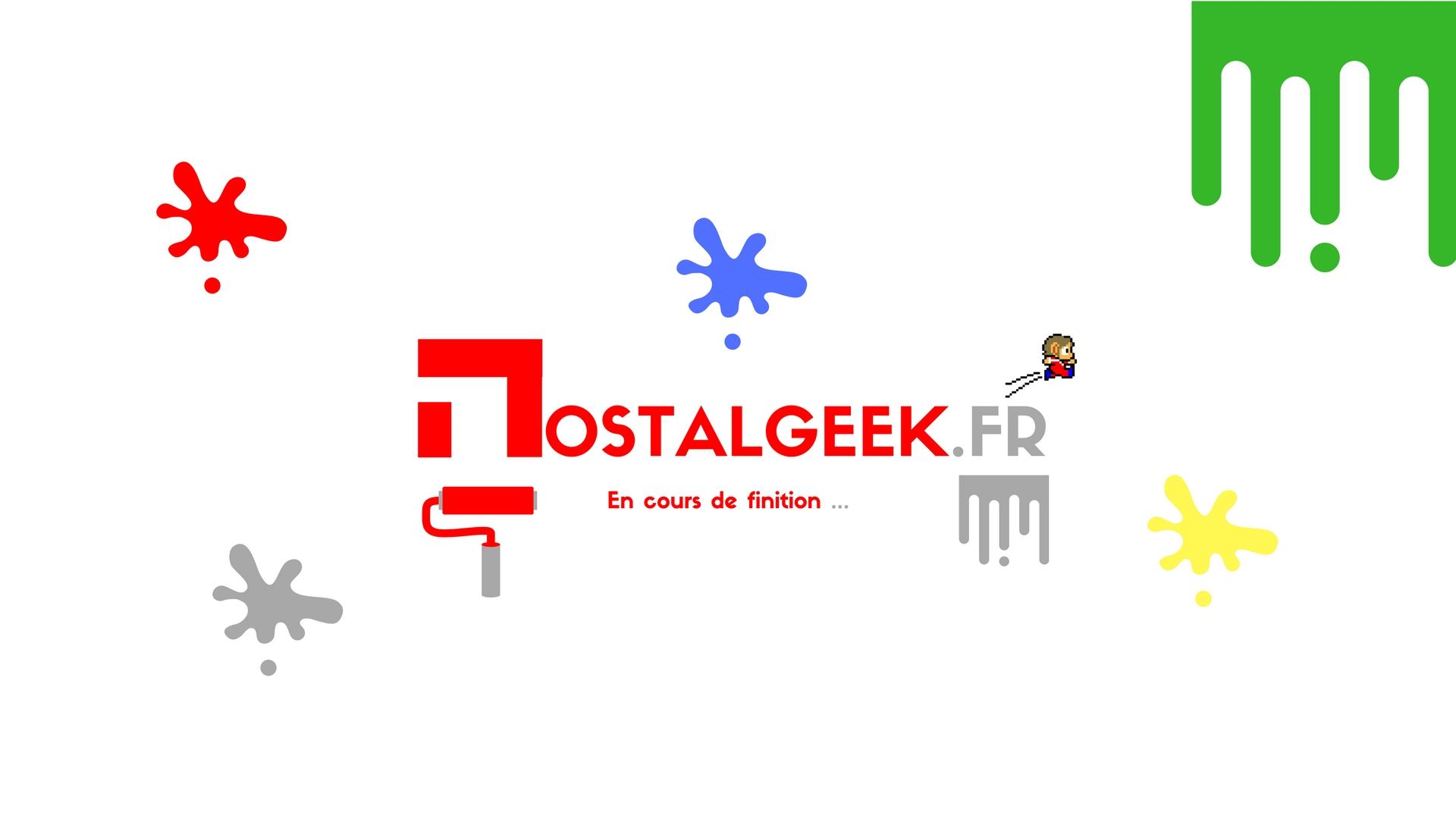 NOSTALGEEK – Des jeux video, des Mangas et de la Culture Geek Des jeux video, des Mangas et de la Culture Geek